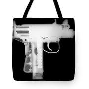 Micro Uzi Reverse Tote Bag