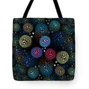 Microbial Tote Bag