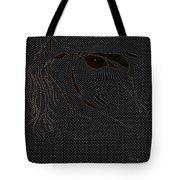 Microdot Tote Bag
