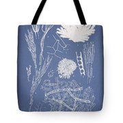 Microdyctyon And Cladophora Tote Bag
