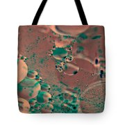 Microorganisms Tote Bag