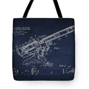 Microscope Patent Drawing From 1915 Tote Bag