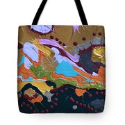 Microscopic Life Tote Bag