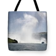 Mid Of The Mist - Almost There Tote Bag