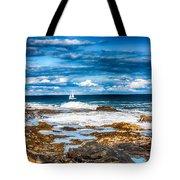 Midday Sail Tote Bag