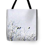 Middle March Tote Bag