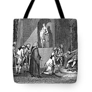 Middlesex Petition, 1769 Tote Bag