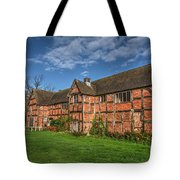Middleton Hall Courtyard Centre Tote Bag