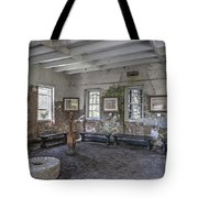 Middleton Place Rice Mill Interior Tote Bag
