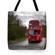Midland Red Bus Tote Bag