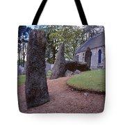 Midmar Stone Circle Tote Bag