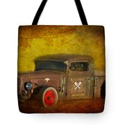Midnight Auto Parts Tote Bag