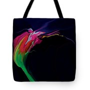 Midnight Bloom Tote Bag
