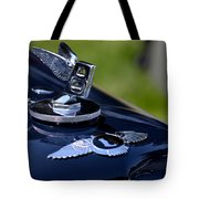 Midnight Blue Bentley Tote Bag