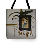 Midnight Cookies - Framed Tote Bag