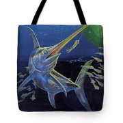 Midnight Encounter Off0023 Tote Bag