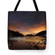 Midnight Explorer Tote Bag