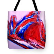 Midnight Fishing Tote Bag