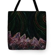Midnight Forest By Jrr Tote Bag
