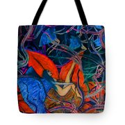 Midnight Games Tote Bag