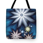 Midnight In Spring Tote Bag
