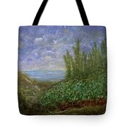 Midnight Lullaby Tote Bag