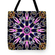 Midnight Magnetism Tote Bag