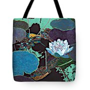 Midnight Moonglow Tote Bag