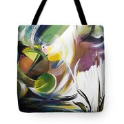 Midnight On The Bayou Tote Bag
