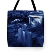 Midnight Rest Tote Bag