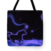 Midnight Run Tote Bag by Kevin Caudill