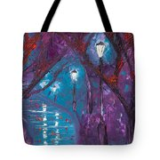Midnight Soliloquy  Tote Bag