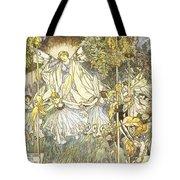 Midsummer's Night Dream Tote Bag