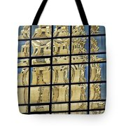 Midtown Reflections 7 Tote Bag