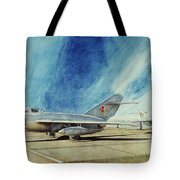 New Wave Tote Bag