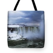 Mighty Cold Niagara Tote Bag