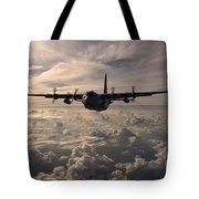 Mighty Hercules Tote Bag