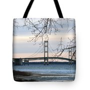 Mighty Mac Tote Bag