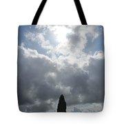Mighty Megalith At Callanish II Tote Bag