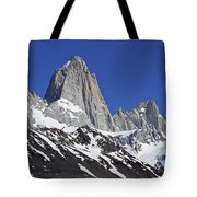 Mighty Mount Fitz Roy Tote Bag