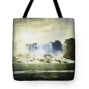 Mighty Niagara Tote Bag