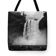 Mighty Snoqualmie Tote Bag