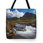 Mighty Tryfan  Tote Bag