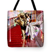 Mighty Woman Of God Tote Bag