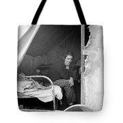 Migrant Worker, 1936 Tote Bag