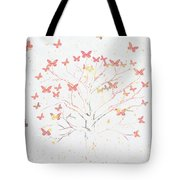 Migration Tote Bag by Aged Pixel