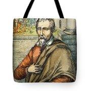 Miguel Serveto (1511-1553) Tote Bag