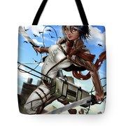 Mikasa Ackerman Tote Bag