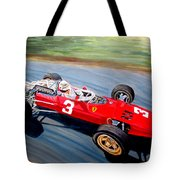 Mike Parkes Tote Bag