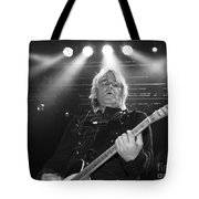 Mike Peters The Alarm By Diana Sainz Tote Bag